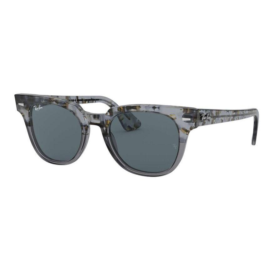 Ray-Ban // RB2168 METEOR CLASSIC-Sunglasses-Ray-Ban-Grey Gradient Havana/Blue Classic-Viso Sun Shop