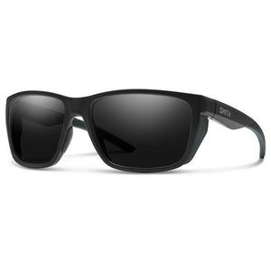 Smith Optics // Longfin-Sunglasses-Smith Optics-Matte Black/Black Polarized-Viso Sun Shop
