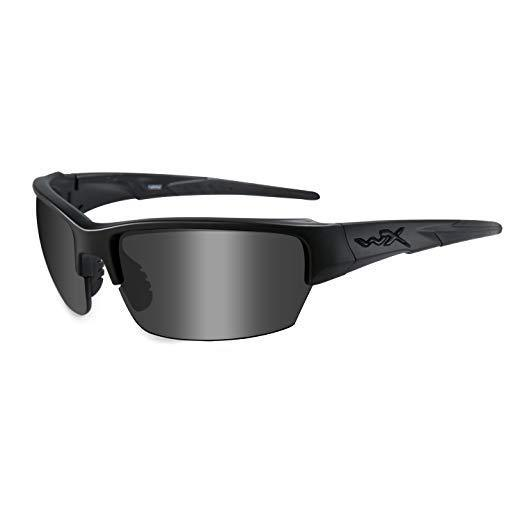 Wiley X // Saint-Sunglasses-Wiley X-Matte Blk/Grey-Viso Sun Shop