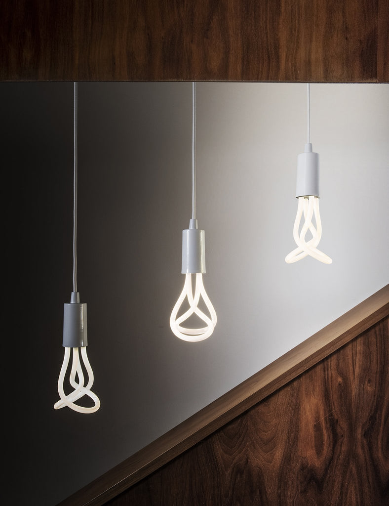 Plumen Pendant - Fitting Only - 4 pendant multipack