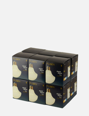Willow Milky Dimmable LED 12 Bulb Multipack
