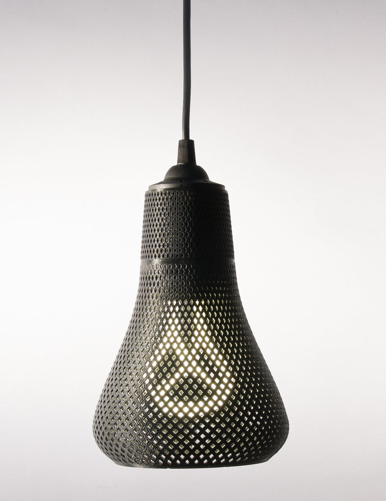 Kayan with 001 LED - 3D Printed Shade by Formaliz3d