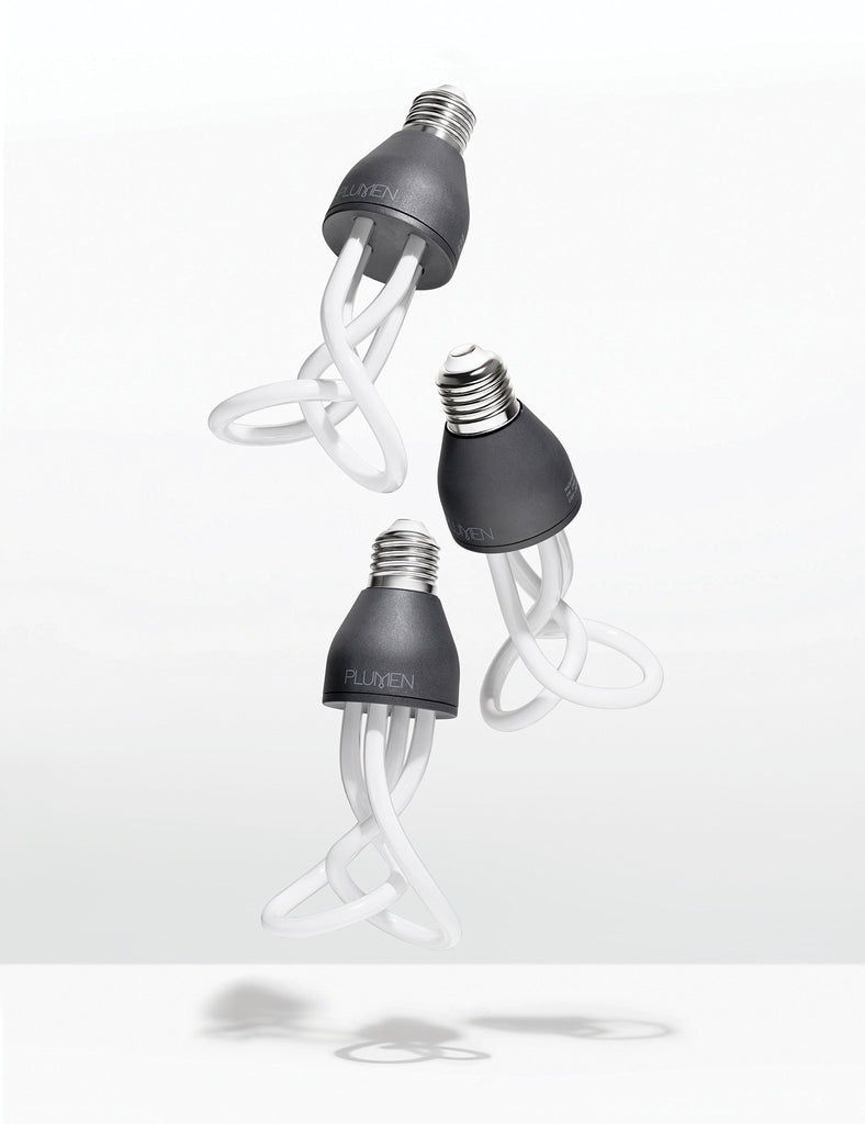 Shine A Light Shade with Baby Plumen 001 Bulb