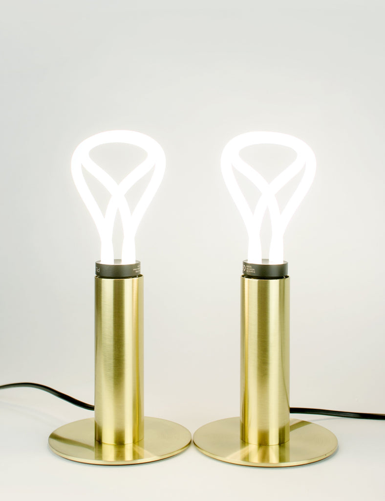 Plumen 001 LED & Dean Table Light