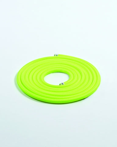 Fabric Cable Neon Yellow