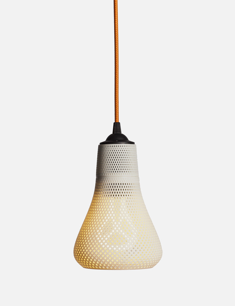 Kayan with Baby 001 - 3D Printed Shade with Formaliz3d