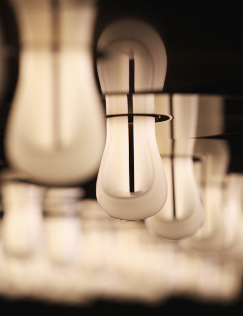 Original Plumen 002 LED + Drop Cap Set