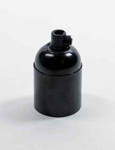 Bakelite Lamp Holder By Factorylux