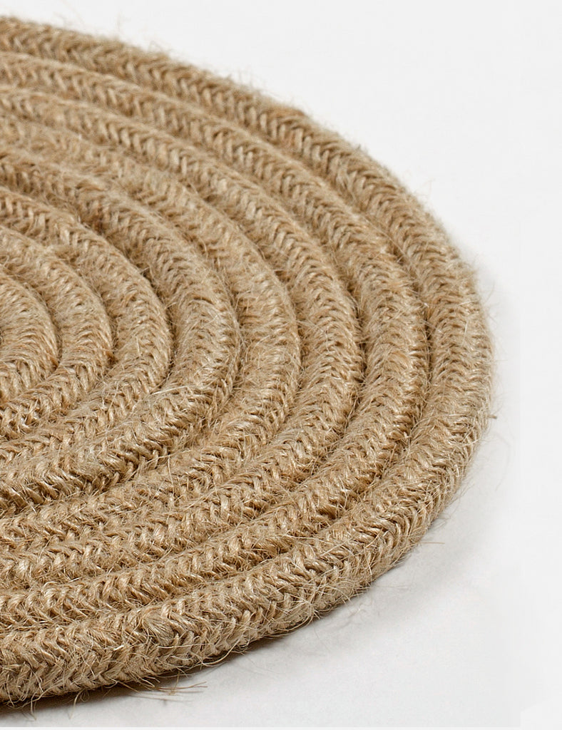 Fabric Cable Hessian