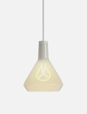 Drop Top Lamp Shade Set with Plumen 001 LED Bulb