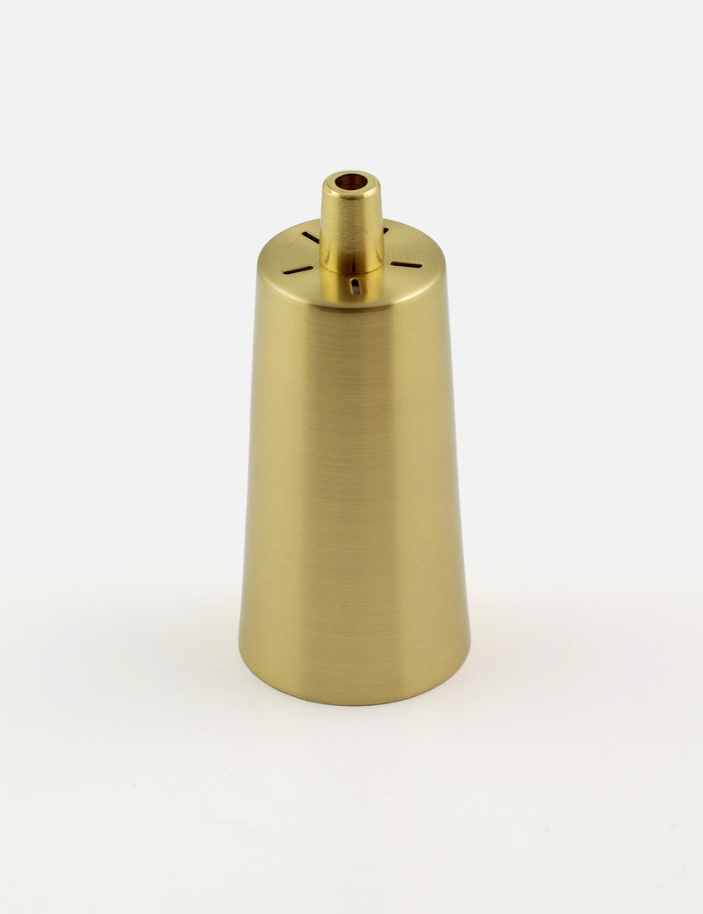Drop Cap Brass