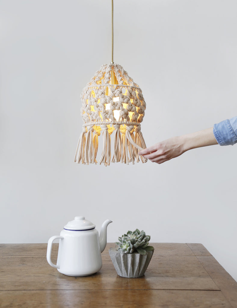 Ray of Light Shade with Baby Plumen 001 Bulb