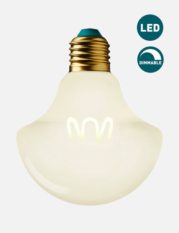 Willow Milky Dimmable LED 8 Bulb Multipack