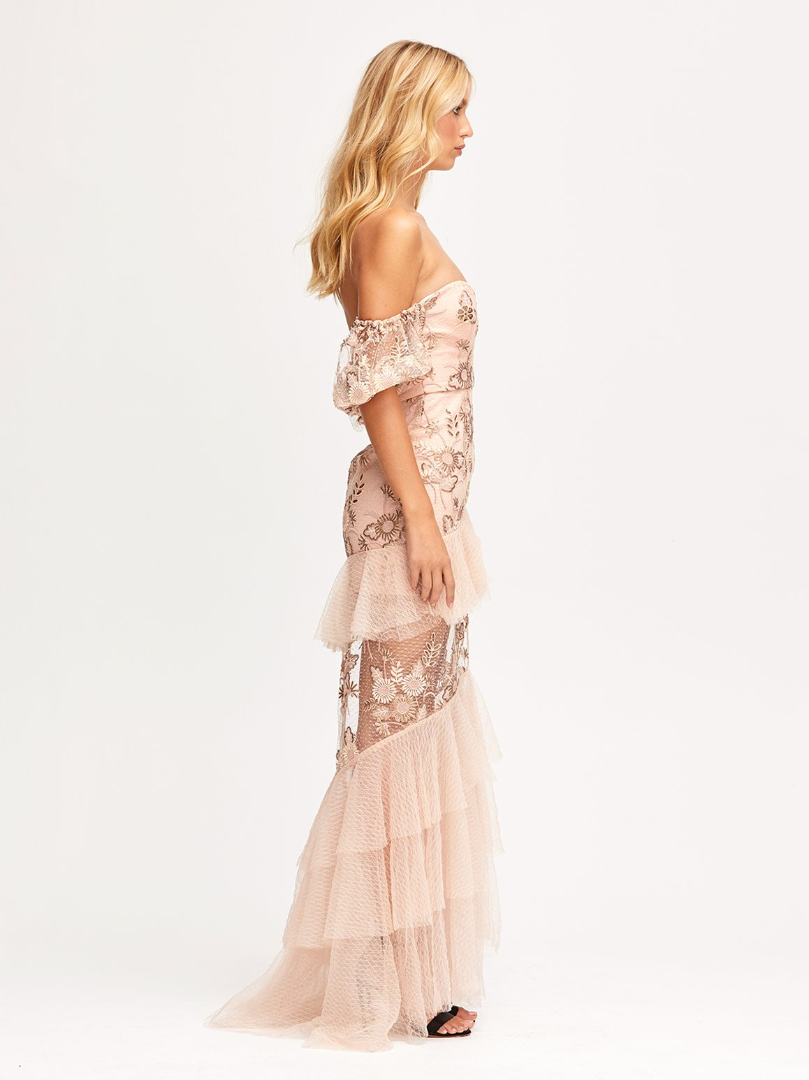 52debe7acd6 SWEET LITTLE MYSTERY GOWN – alice McCALL US