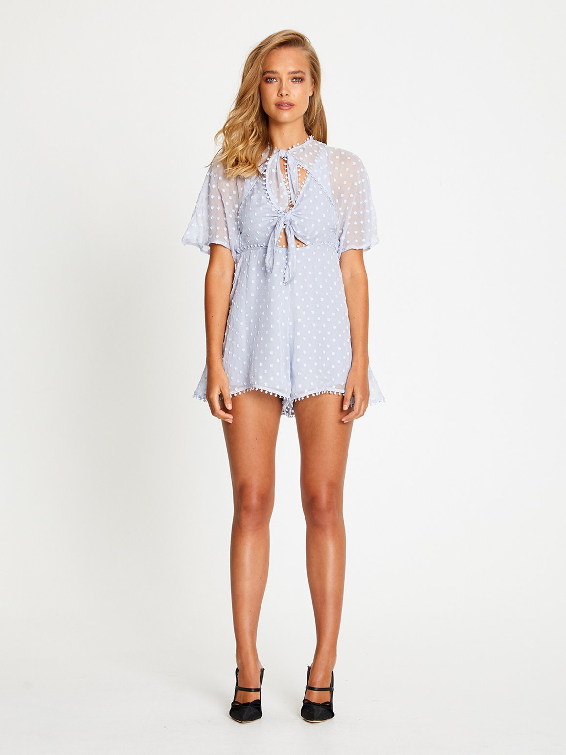 455658bde9 MOON TALKING PLAYSUIT – alice McCALL US