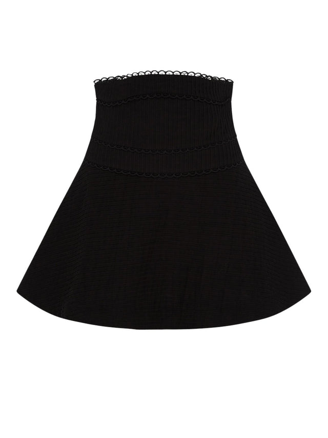 A FOREIGN AFFAIR MINI SKIRT
