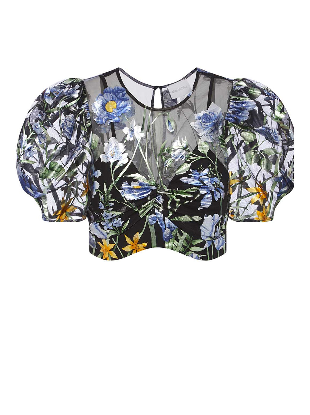 SOME KIND OF BEAUTIFUL CROP TOP