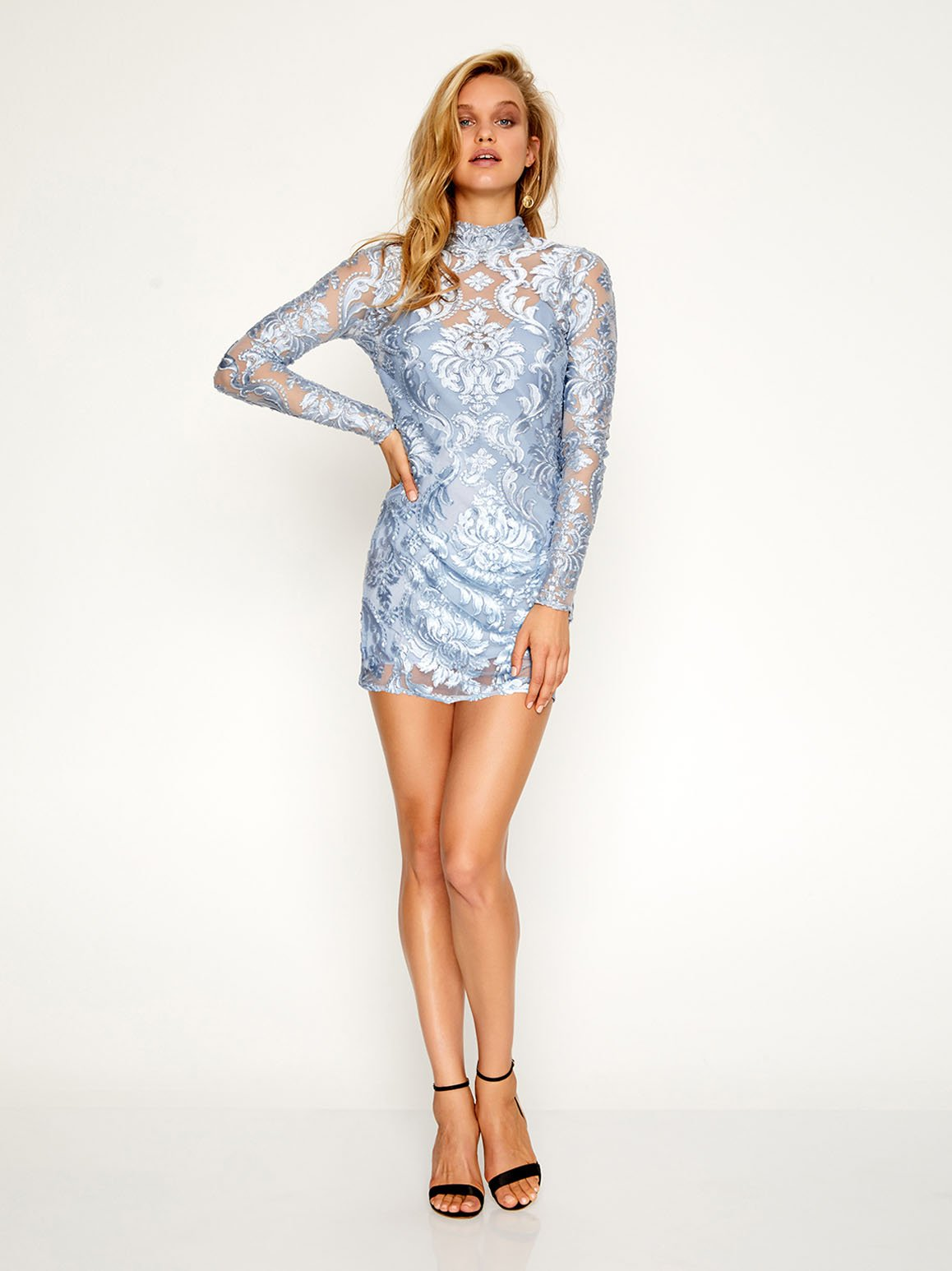 ELECTRIC AVENUE DRESS