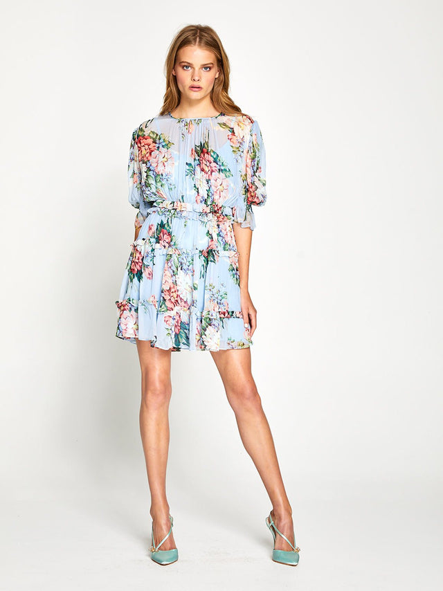 PRETTY THINGS MINI DRESS