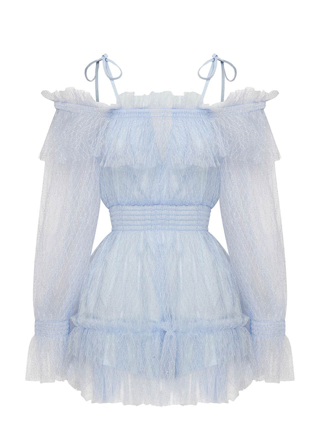 CRYSTAL CRIES PLAYSUIT