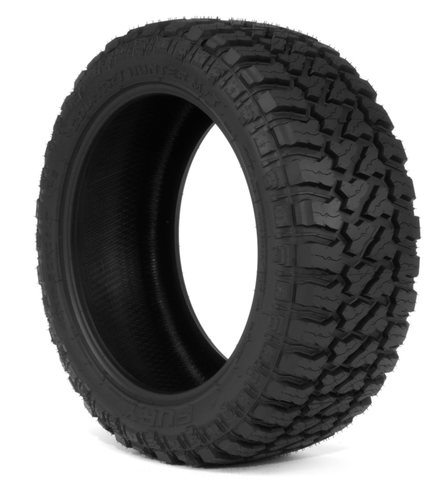 Fury Country Hunter M/T - 33X14.50R24LT Load Range E - Precision Retrofits