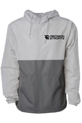 Precision 1/2 Zip Windbreaker - Precision Retrofits