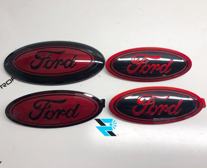 2015 and up F-150 Front and Rear Emblems