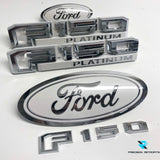 2015 and up F-150 Side/Fender Emblems - Precision Retrofits