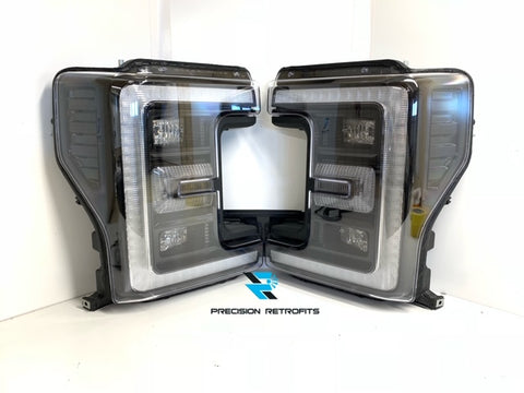 2017 Super Duty LED Headlights - Precision Retrofits