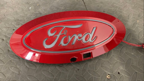 2017 -2019 Ford Super Duty Front Light Up Emblem - Precision Retrofits