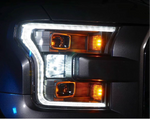2015-2017 F-150 XB Hybrid Headlights - Precision Retrofits