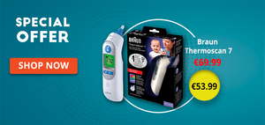 Braun Thermoscan 7 Offer - Medipharm.ie