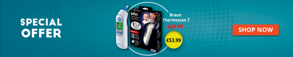 Braun Thermoscan 7 special offer - Medipharm.ie