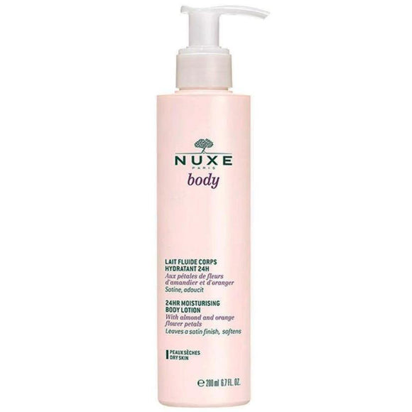 Nuxe 24h Moisturising Body Lotion 200ml