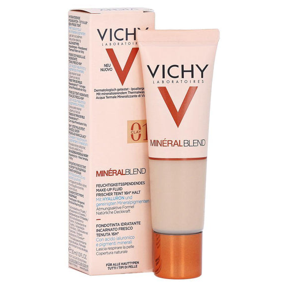 Vichy Mineralblend Fluid Foundation 30ml
