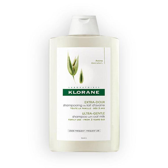 Klorane - Oat Milk Shampoo - 200ml - Medipharm Online - Cheap Online Pharmacy Dublin Ireland Europe Best Price