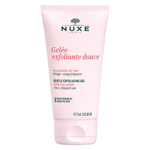 Nuxe Exfoliating Gel With Rose Petals 75ml