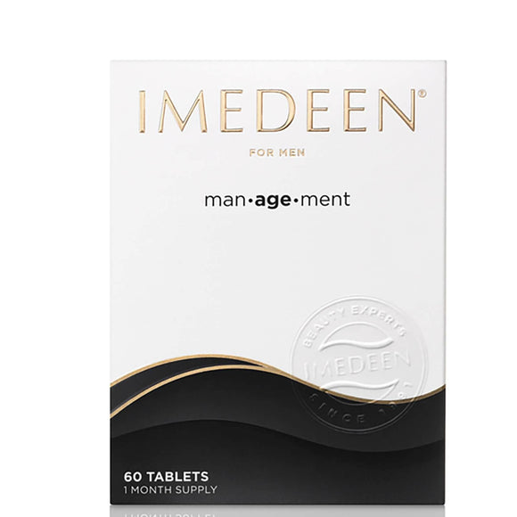 Imedeen - Man-age-ment - 60 tablets - 1 month supply - Medipharm Online - Cheap Online Pharmacy Dublin Ireland Europe Best Price