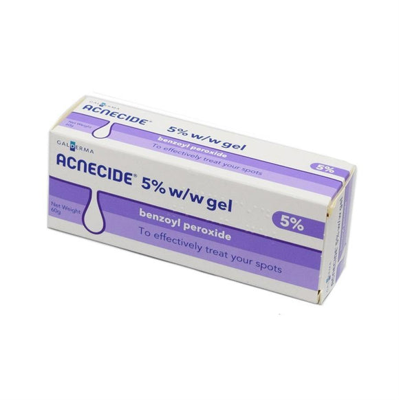 Acnecide 5% W/w Gel - Medipharm Online - Cheap Online Pharmacy Dublin Ireland Europe Best Price