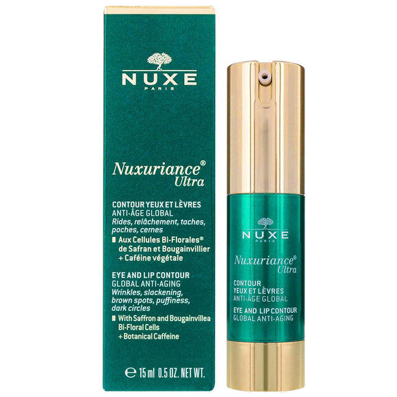 Nuxe Nuxuriance Ultra Anti-Ageing Eye and Lip Cream 15ml - Medipharm Online