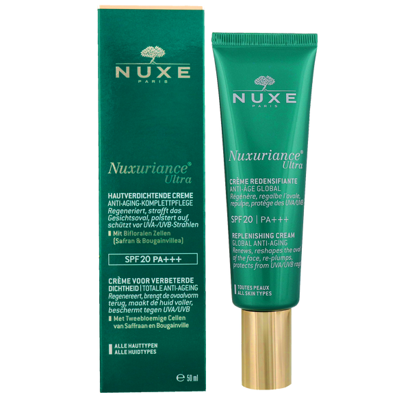 Nuxe Nuxuriance Ultra Anti-Ageing Cream SPF20 50ml - Medipharm Online