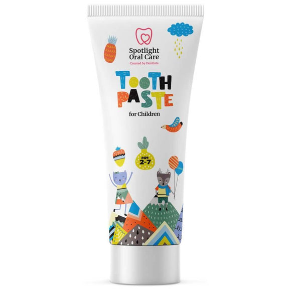 Spotlight Kids Toothpaste 100ml - Medipharm Online