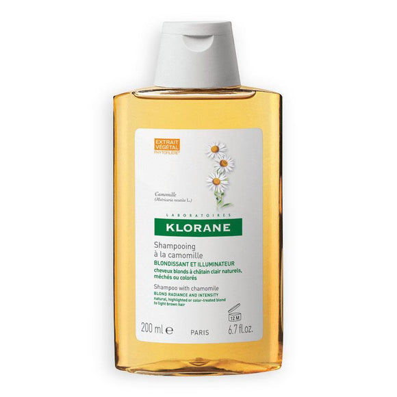 Klorane - Camomile Shampoo - 200ml - Medipharm Online - Cheap Online Pharmacy Dublin Ireland Europe Best Price