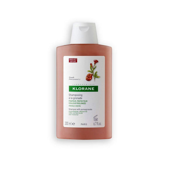 Klorane - Pomegranate Shampoo - 200ml