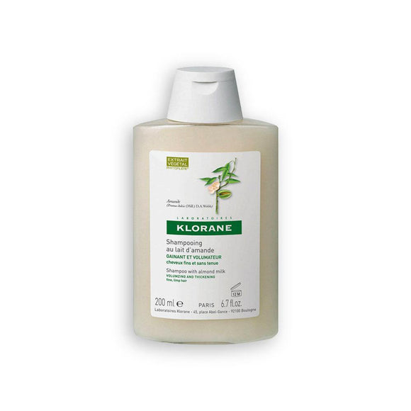 Klorane - Almond Milk Shampoo - 200ml - Medipharm Online - Cheap Online Pharmacy Dublin Ireland Europe Best Price