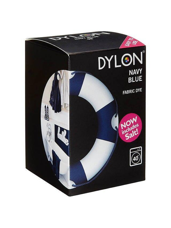 Dylon - Machine Dye Navy Blue - 350g - Medipharm Online - Cheap Online Pharmacy Dublin Ireland Europe Best Price