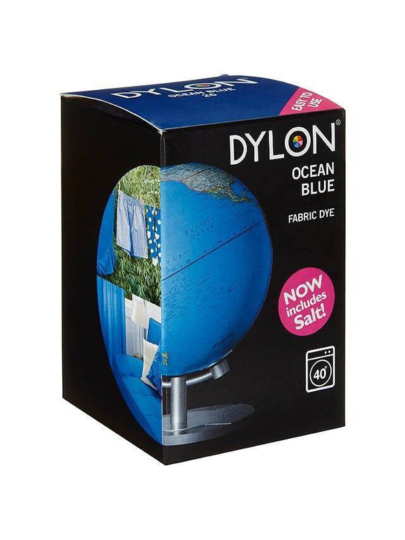 Dylon - Machine Dye Ocean Blue - 350g - Medipharm Online - Cheap Online Pharmacy Dublin Ireland Europe Best Price