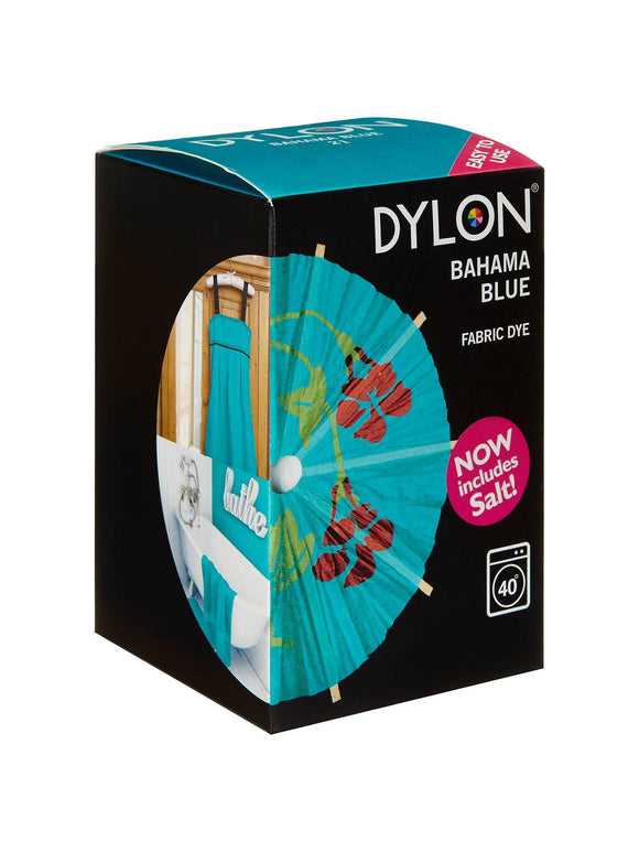 Dylon - Machine Dye Bahama Blue - 350g - Medipharm Online - Cheap Online Pharmacy Dublin Ireland Europe Best Price