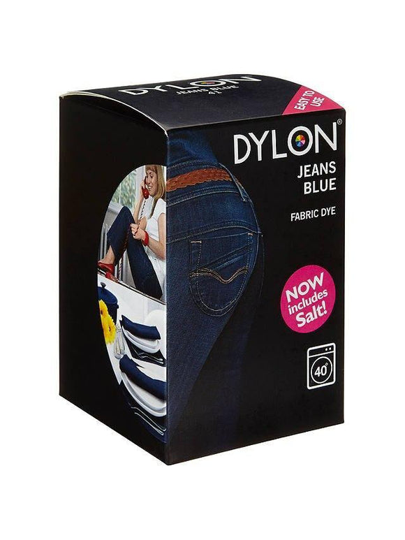 Dylon - Machine Dye Jeans Blue - 350g - Medipharm Online - Cheap Online Pharmacy Dublin Ireland Europe Best Price
