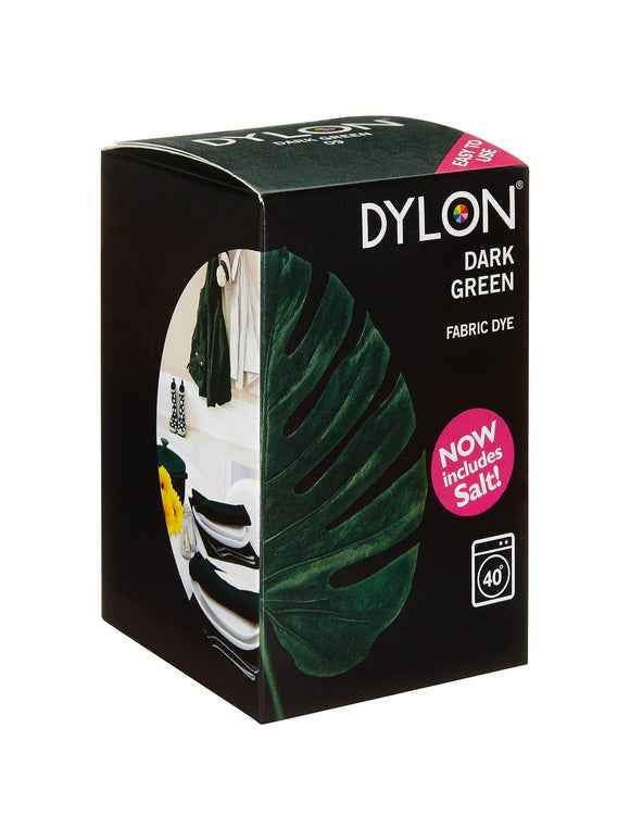Dylon - Machine Dye Dark Green - 350g - Medipharm Online - Cheap Online Pharmacy Dublin Ireland Europe Best Price